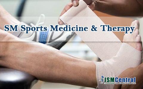SM Sports Medicine & Therapy